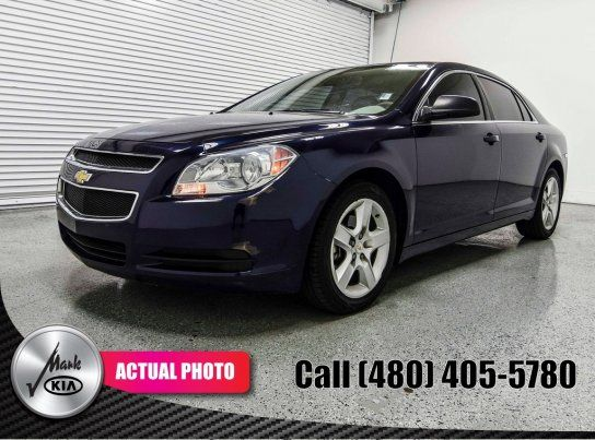 Sedan, 2010 Chevrolet Malibu LS with 4 Door in Scottsdale, AZ (85257)