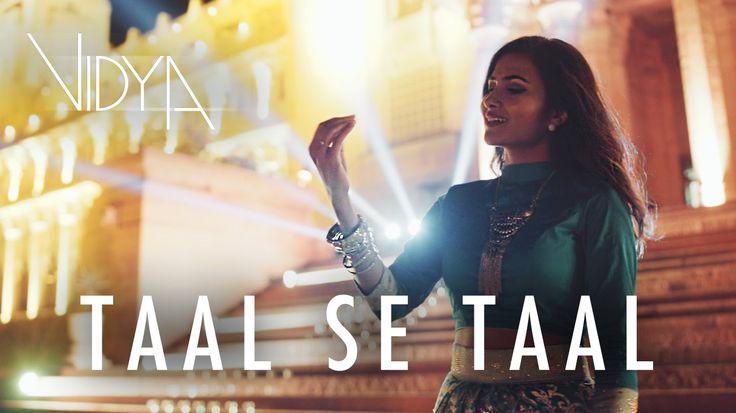 Taal Se Taal Mila (Vidya Vox Remix Cover) (ft. Shankar Tucker & Jomy Geo...