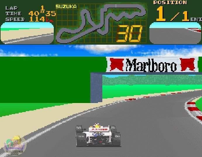 By salagiochi1980: FINAL LAP - Namco 1987 Il terzo spettacolare capitolo della serie Pole Position di Namco. Altro grandissimo classico da sala giochi. Qualche curiosità: 1) E' il primo gioco che permetteva di giocare in più di due giocatori contemporaneamente collegando i cabinati (fino ad un massimo di 8). 2) La Philip Morris nel 1990 fece causa alla Namco in quanto nei circuiti di Suzuka e di Monaco (come da immagine) compariva un cartellone pubblicitario della Marlboro. La Philip Morris…