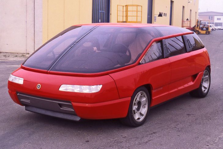 Lamborghini Genesis 1988 Bertone Ge...