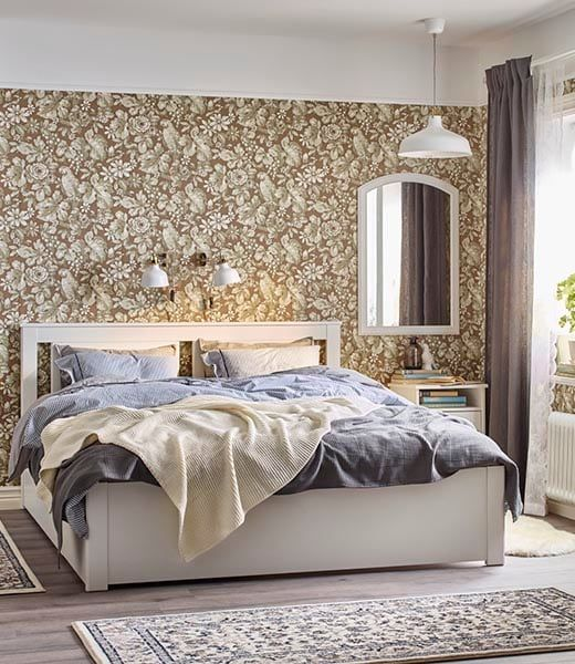 tweepersoonsbed songesand wit   beautiful houses in 2019