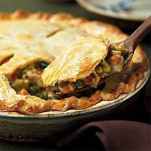 Easy to make and freeze for later, Chicken Pot Pie | MyRecipes.com