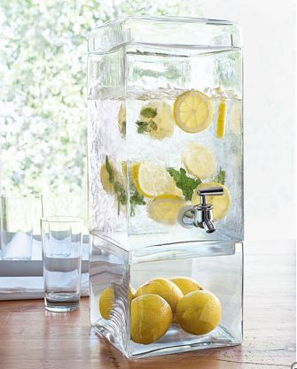 Beverage Dispenser. Great for everyday or special events - indoor or outdoor.