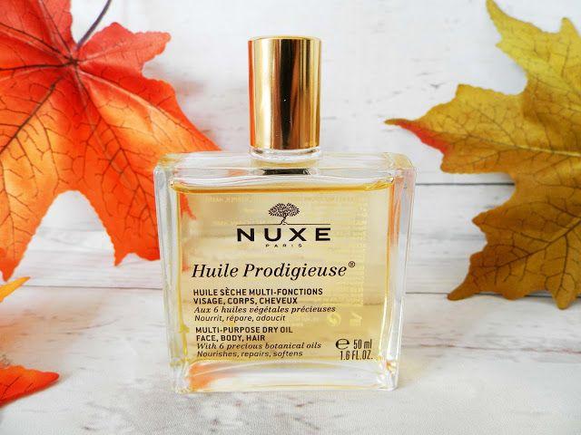 Gepflegt durch den Herbst mit Nuxe   Produkte für Haut & Haare   farbenherz