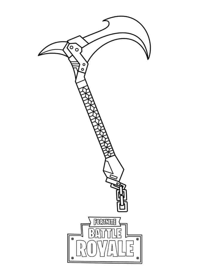 Fortnite Coloring Pages Printable Coloring Pages For Boys