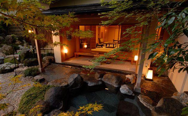 Gora kadan onsen ryokan google search i 39 m going there - Ryokan tokyo with private bathroom ...