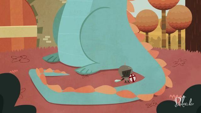 #Book Feliç Sant Jordi 2012! by #Pistacchio. Animación para felicitaros a todos el Sant Jordi!