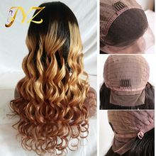 Factory wholesale honey blonde human hair full lace wig cheap human hair wigs   Sarah  Whatsapp:+86 18366325875