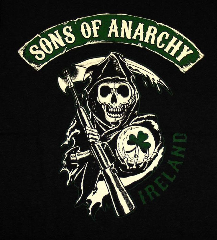 sons of anarchy  | ts542_00_closeup_of_sons_of_anarchy_reaper_ireland_irish_soa_tv_show_t ...