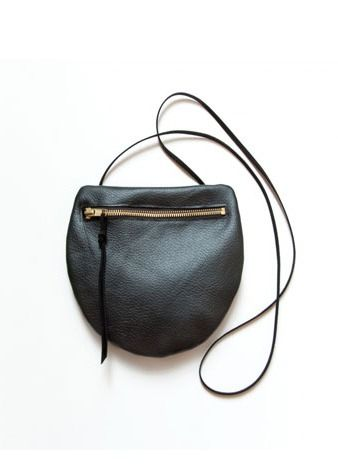 SHOULDER POUCH // Our Favorite Slow Fashion Designers - Clementine Daily