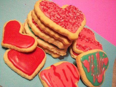 Delicious sugar cookie recipe!