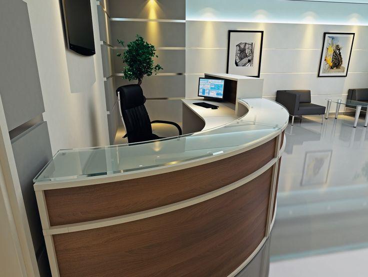 Receptiv Reception Desk Reception Counter