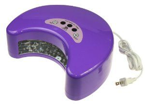 M.S Professional 12w LED Lamp Light Nail Polish Dryer Harmony for Curing Gelish & LED Gels 30s-90s (Purple) by MelodySusie. $99.99. The useful life is 5 years+ of non stop working, normal LED Lamp's life is 35,000-45,000 hours. Energy-saving. LED is a low-power devices, low power consumption machine. Without hazardous materials inside, LED is good for environment. Dose not produce heat, therefore prevents skin from wrinkling and getting dark,not harm the hands,...