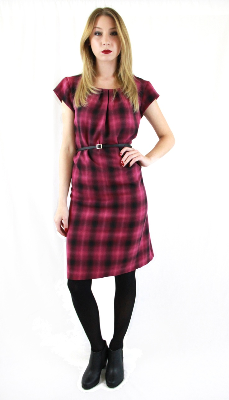 Make a Dress at Fashion Antidote!  http://www.fashionantidote.com/how-to-make-a-simple-dress