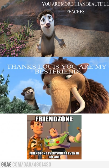 Ice Age Level: Friendzone