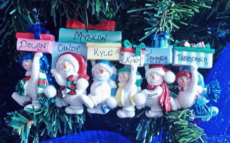 Family Decoration
