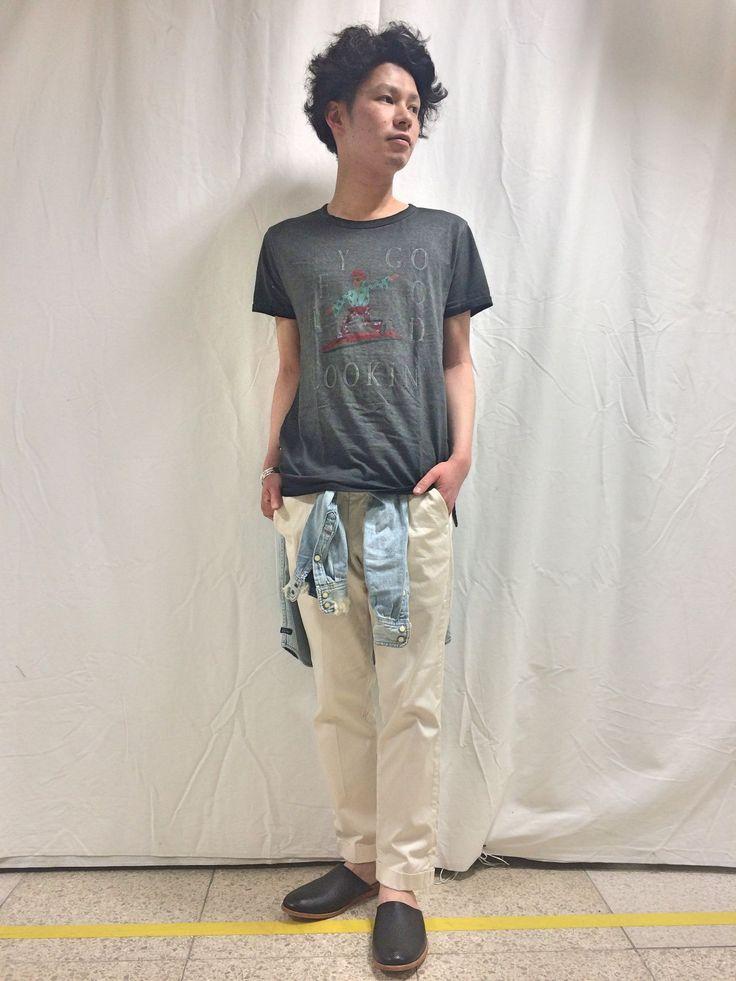 【SCOTCH&SODA】スコッチ&ソーダ新作Tシャツのすすめ インパクトのあるプリントTシャツは、これからの時期マストですよ!! 真夏のカジュアルスタイルです!
