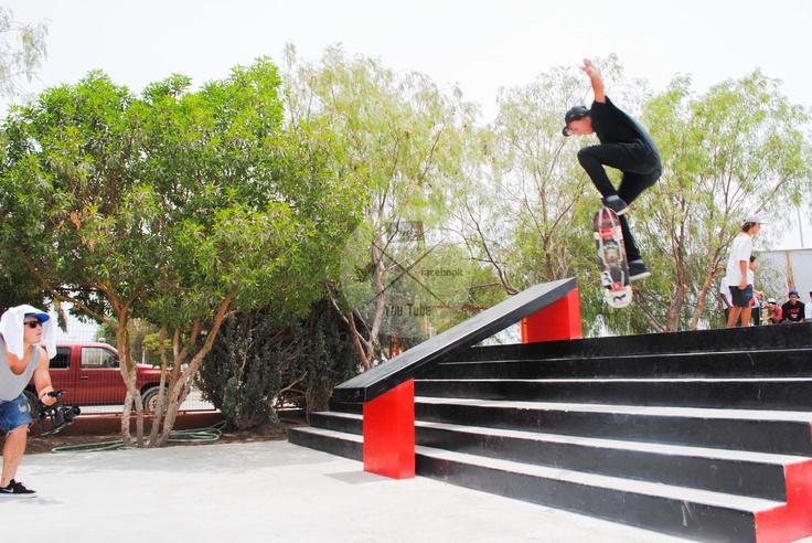 skate Plaza Pozo Almonte