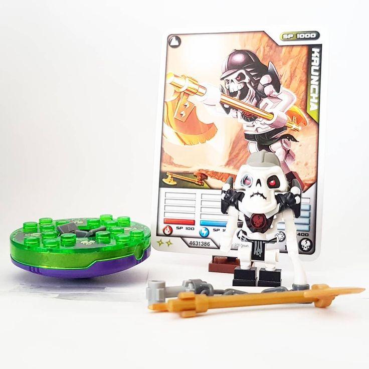 2174- Kruncha (2011). Day #11 Now we are at the August 2011 spinners!  #lego #legoninjago #ninjago #legomoc #moc #legoaustralia #australia #legoaddiction #afol #toy #toys #legodeal #awesome #cool #whatadeal #nexoknights #legostarwars #starwars #legobatman #thelegobatmanmovie #batman #bigw #bionicle #thelegoninjagomovie #ninjago2017 #2017 #legobuild #build