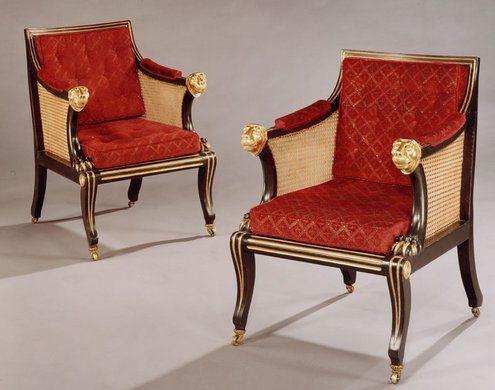 Regency Chairs