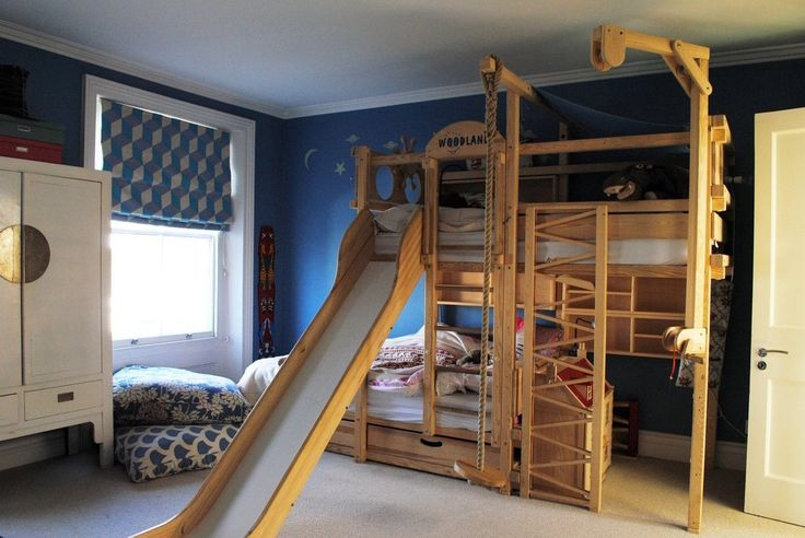 1000 Images About Bunk Beds For The Boys On Pinterest