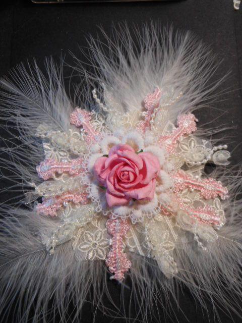 Handmade Shabby Chic Flower by jennings644 on Etsy