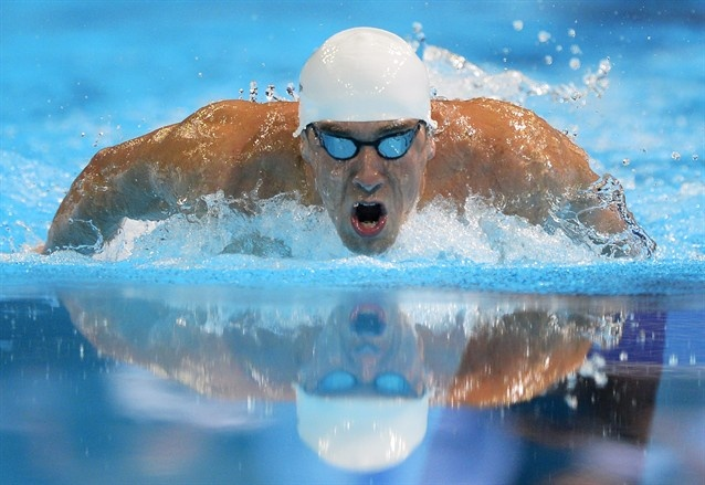 #michaelphelps 2012 U.S. Olympic Swimming Trials