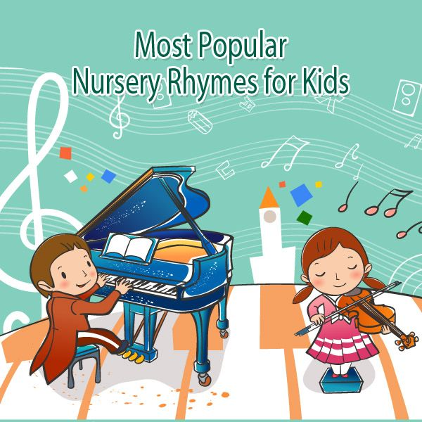 Most Popular Nursery Rhymes for Kids from Kids World Fun. Read now!
