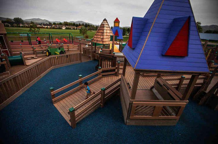 special+needs+playground+equipment   Special Needs Playground