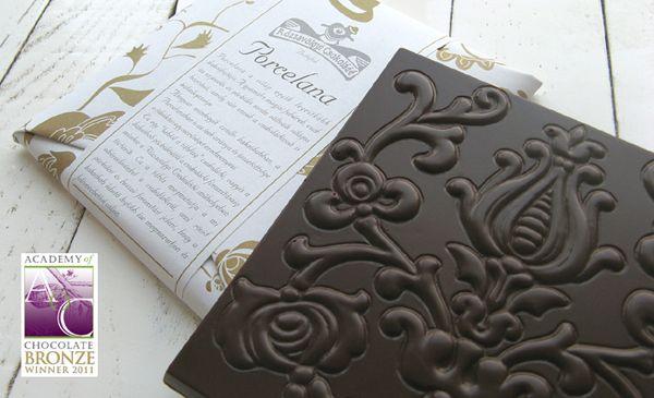 Porcelana Chocolate by Rózsavölgyi Csokoládé