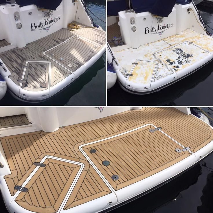 17 Best Images About Pvc Synthetic Teak Soft Boat Amp Yacht