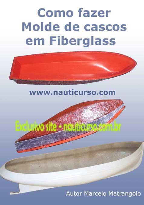 Curso de Fiberglass (laminação e moldes)