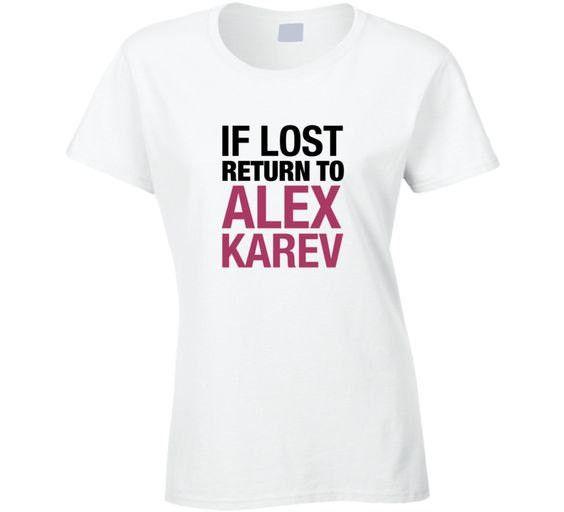 Grey's Anatomy Alex Karev T-Shirt