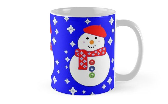 12 Days of Promos: 25% off Mugs. Use code DAYTWO. Happy Snowman Mug by Scar Design. #mug #promotion #gifts #family #discount #stars #modern #kids #shopping #sales #xmas #snowman #snowmanmug #frosty #christmas #xmasgifts #xmasmug #christmasmug #christmasgifts #39;s  • Also buy this artwork on home decor, apparel, stickers, and more.