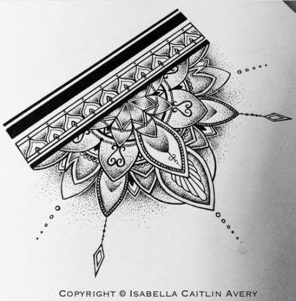 Tattoo mandala pontilhismo 42+ Ideas