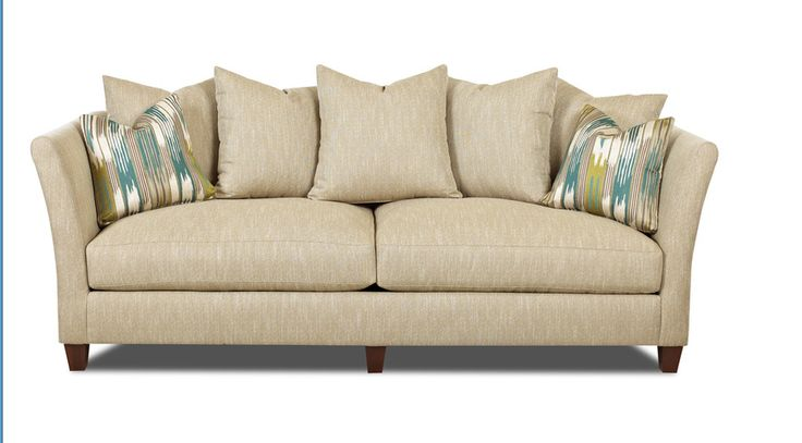 Klaussner's Marlow lends its sophistication to any living or family room