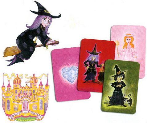 DJECO - Diamoniak, card game