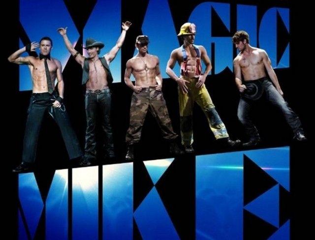 Shirtless, muscular men? Check. Raunchy dancing? Check. And...Holy crap a plot! Watch Magic Mike!