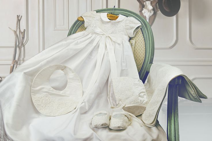 Christening Gowns at www.marcoandlizzy.com  #BabyClothes #BabyClothing #Gowns