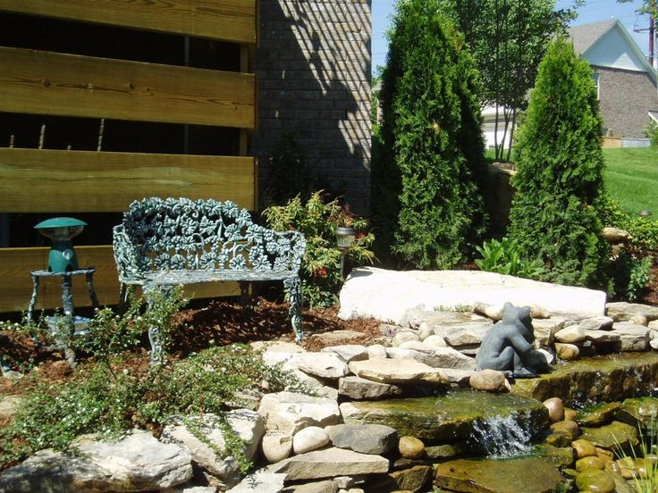 106 Best Images About Home Landscaping Ideals On Pinterest | Small