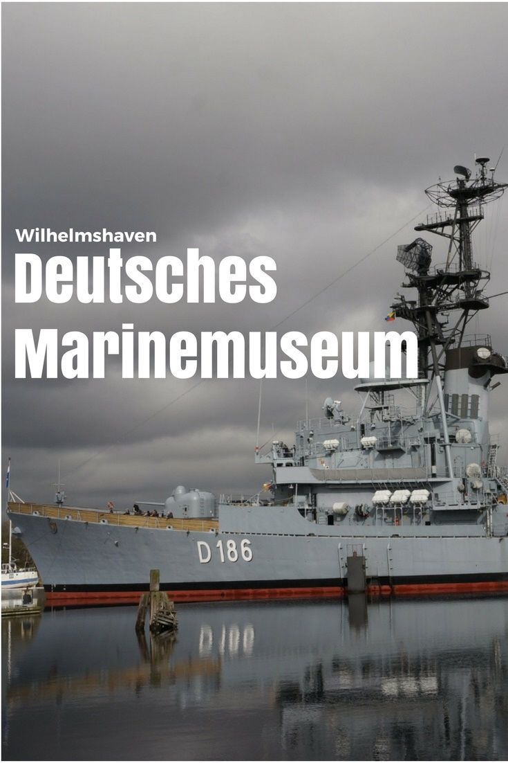 Wilhelmshaven, Deutsches Marinemuseum: interessant, aber auch irritierend