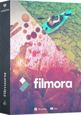 Wondershare Filmora 8.5.2 Patched Mac OS X Free Mac OS Software