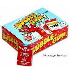 World Bubble Gum Cigarettes 24ct # 3260