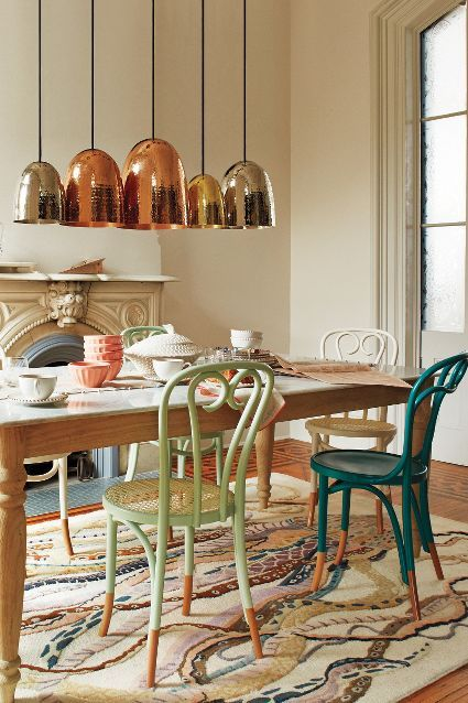 The Farmhouse Style Polished Marble Dining Table Gets An Upgrade With A Top And