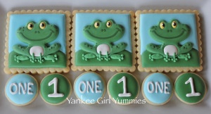 Thats not my frog... By Yankee Girl Yummies