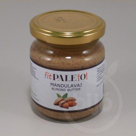 ALMITAS MANDULAVAJ, 200 g (paleo, adalékanyag-mentes)