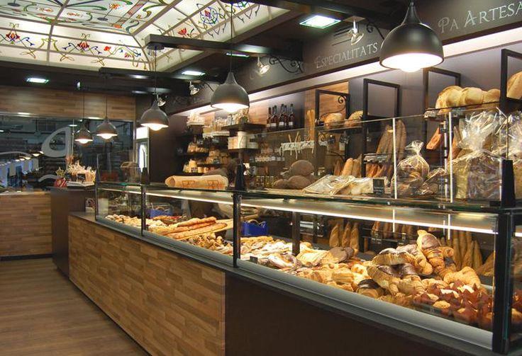 Panadería y Pastelería Forn 9
