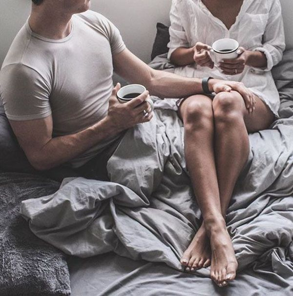 Have you ever had a day when you're so furious, so consumed with boiling rage and frustration that you look at your partner and think 'why d...