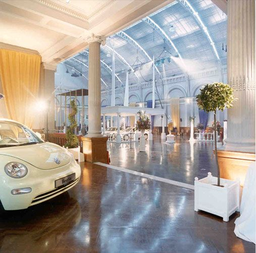 Volkswagon Product Launch at the Lindley Hall
