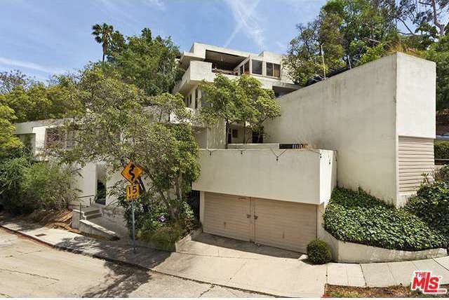 Schindler's Falk Apartments in Silver Lake Hits the Market For the First Time in 50 Years - city of angles - Curbed LA